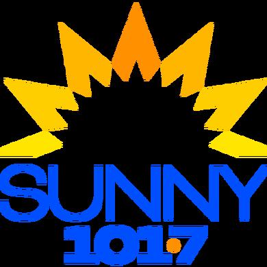 Sunny 101.7 logo