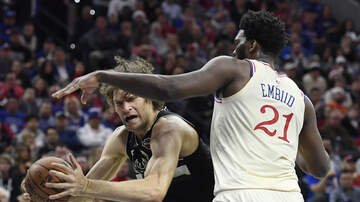 Thor - Joel Embiid breaks finger and keeps playing. It is gruesome!! NSFW!!!!