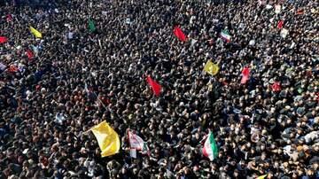 Politics - 56 Dead, Hundreds Injured in Stampede at Qasem Soleimani's Funeral