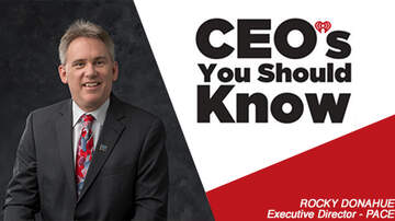CEO's You Should Know - Rocky Donahue; Executive Director - Pace