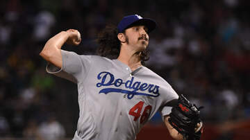 Dodgers Clubhouse - Tony Gonsolin On How Rich Hill Helped Guide Him & Preparing For 2020 Season