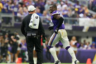 Vikings CB Alexander to undergo surgery, will miss Saturday's game in SF