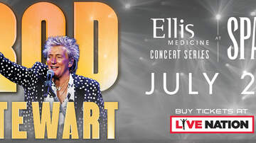 None - Rod Stewart The Hits Live! at SPAC