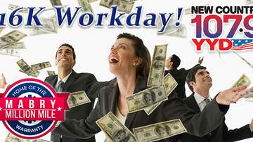 Contest Rules - Listen to Win $1,000 With the 16K Workday! Contest Rules