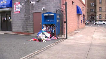 Weird News - Police Rescue Woman Trapped In Clothing Donation Bin For Three Days