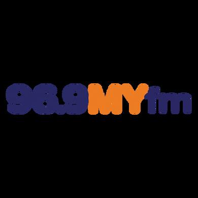 96.9 MYFM logo