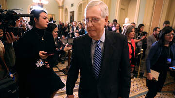 KNN Headlines - Sen. McConnell Says He Has The Votes To Move Ahead With Impeachment Trial