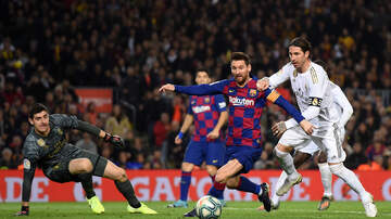 El Chamo - El Barca y el Madrid llegan a la Supercopa con realidades diferentes.