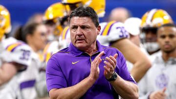 Petros And Money - Ed Orgeron On How Pete Carroll Has Been Influential To Him/Game Vs. Clemson