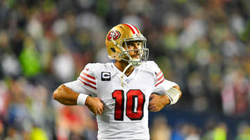 Vikings - Jimmy Garoppolo ready for 1st playoff start for 49ers | #KFANVikes