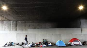 John and Ken - Los Angeles County Homeless Count Begins Today