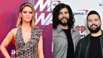 image for Maren Morris, Dan + Shay & More Nominated At 2020 iHeartRadio Music Awards