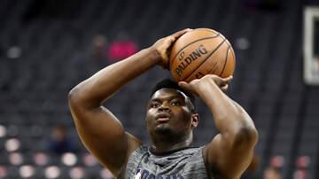 Louisiana Sports - Zion Williamson Debuts For Pelicans Tonight