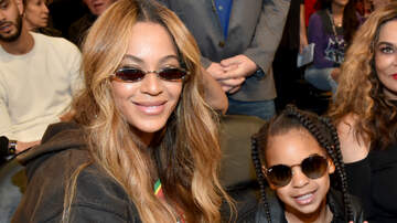 Entertainment - Beyonce's Dad Shares Never-Before-Seen Photo Of Blue Ivy On Her Birthday