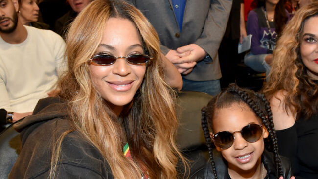 Beyonce's Dad Shares Never-Before-Seen Photo Of Blue Ivy On Her Birthday