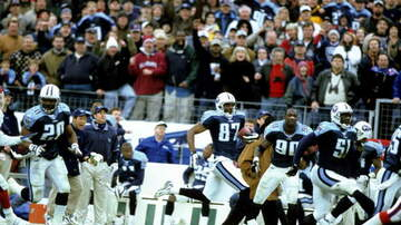 Battle - Titans Shock The World With Music City Miracle 20 Years Ago Today