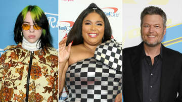 PK In The Morning! - Lizzo, Billie Eilish, Blake Shelton & More To Perform At 2020 Grammys