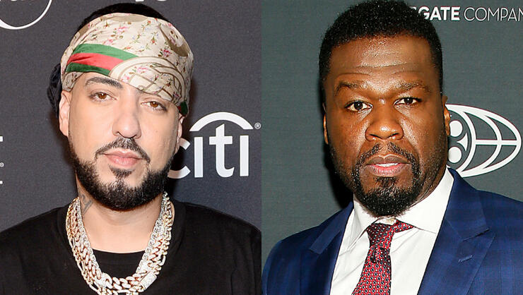 French Montana Shares Alleged Proof Of 50 Cent Working As A Feds Informant  | iHeartRadio