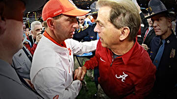 image for Paul Finebaum: Dabo Swinney Will Never Leave Clemson For Alma Mater Alabama