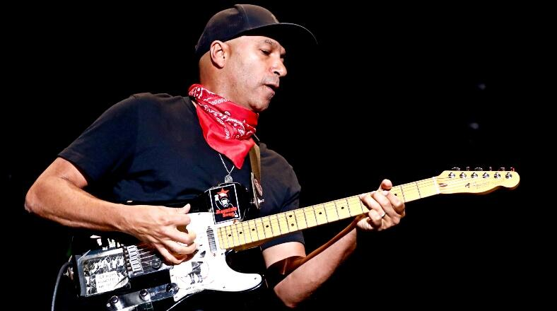 Tom Morello Reportedly Releasing Signature 'Soul Power' Guitar With Fender