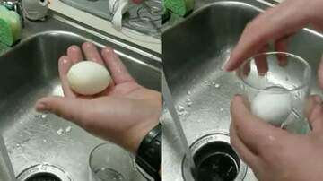 Lady La - This Video Showing A Simple Hard Boiled Egg Hack Is Mesmerizing Everyone