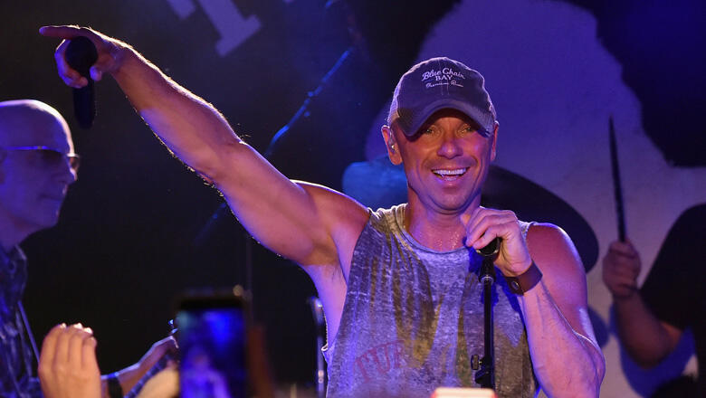 12 Hits To Celebrate Kenny Chesney's 53rd Birthday