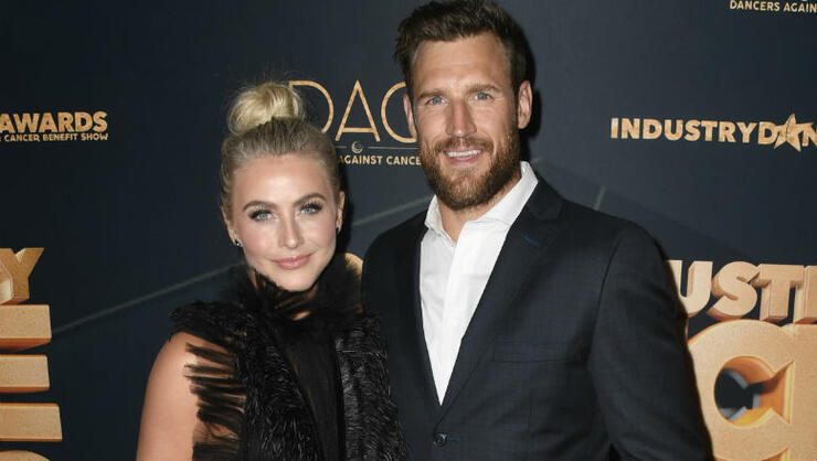 Julianne Hough Brooks Laich Have Been Having Problems For