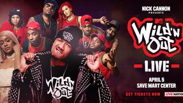 None - Nick Cannon Presents Wildn' Out Live!