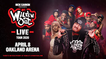 image for Nick Cannon's Wild 'N Out Live Tour
