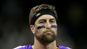 Vikings - Vikings WR Adam Thielen limited in practice by ankle injury | #KFANVikes