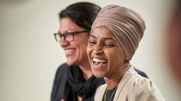 None - WATCH: Ilhan Omar Laughs As Colleague Talks About U.S. Casualties In Iraq