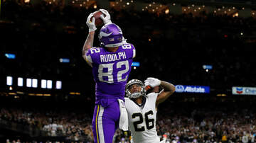 Chris Carr & Company - Kyle Rudolph Fans Come Through For Charity After He Got Duped