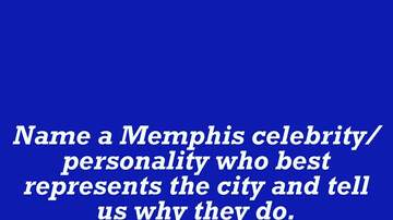 image for Who Represents Memphis The Best?