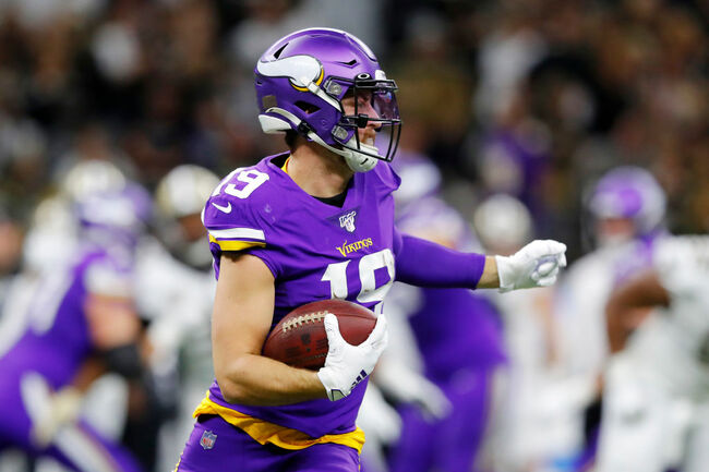 Wild Card Round - Minnesota Vikings v New Orleans Saints