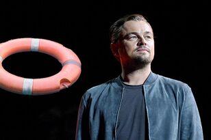Leonardo DiCaprio Rescues Man Who Fell Off Boat