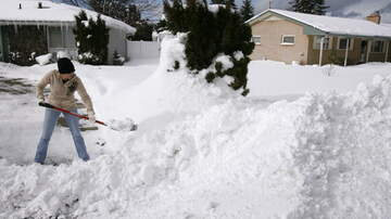 Morning News Express - Large Snowstorm Looming, Spokane to Receive Significant Amount of Snow