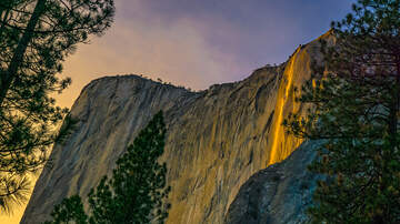 Michelle Buckles -  Bucket List: Here's How To See Firefall 2020 At Yosemite National Park