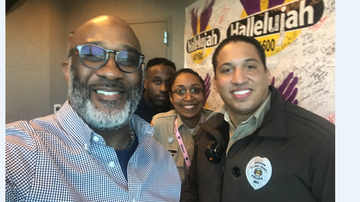BJ the DJ - New St Louis County Police Department's Mentor Program
