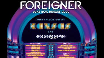 None - Foreigner