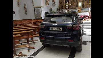Coast to Coast AM with George Noory - 'Possessed' Man Drives Car into Church