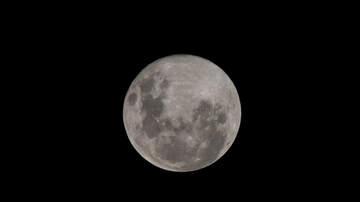 Paul Kelley - 'Wolf Moon' Rising: 1st Full Moon of 2020 Happens Friday