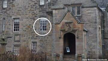 Coast to Coast AM with George Noory - Ghost Photographed at Scottish Castle?