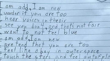 Trending - Autistic Boy's Poem Got Everyone's Attention