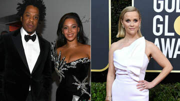Trending - Beyonce & JAY-Z Send Reese Witherspoon Champagne After 2020 Golden Globes