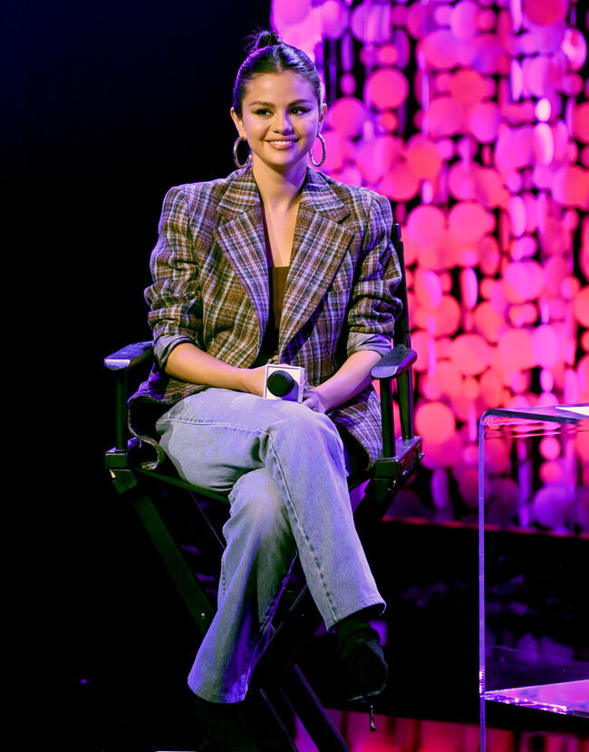 iHeartRadio Album Release Party With Selena Gomez At The iHeartRadio Theater