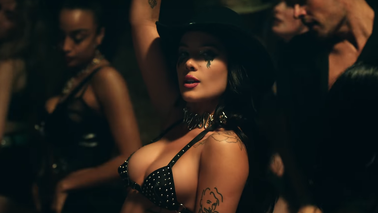 Halsey Is The Cowgirl Who Got Away In Sexy 'You Should Be Sad' Music Video