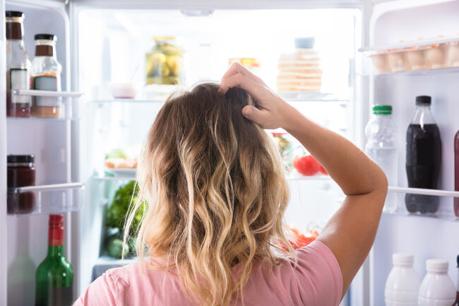 New Tech Suggests Recipes Using What's Already In Your Fridge