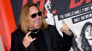 Gerry Martire Blog - Vince Neil Is Killing It Getting In Shape For Mötley Crüe's Reunion Tour