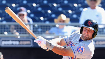 1450 WKIP News Feed - Tim Tebow Gets Another Chance At Making The NY Mets Major League Lineup