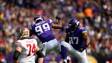 Vikings - Shanahan, Cousins on opposite sides for playoff meeting | #KFANVikes